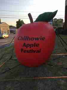Chilhowie Community Apple Festival
